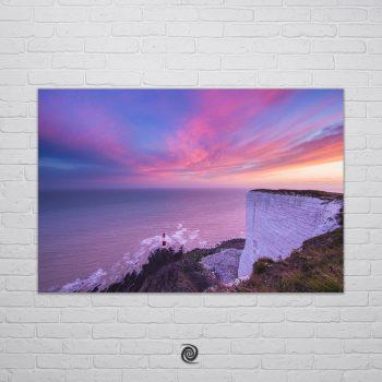 Prints Store - Beachy Head Sunset
